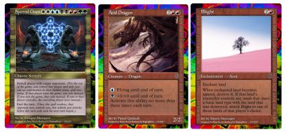 Magic: Spectral Chaos