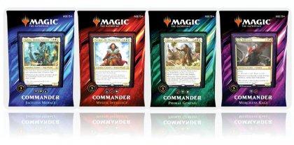 Magic Commander Deck