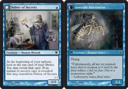 Magic: Delver of Secrets