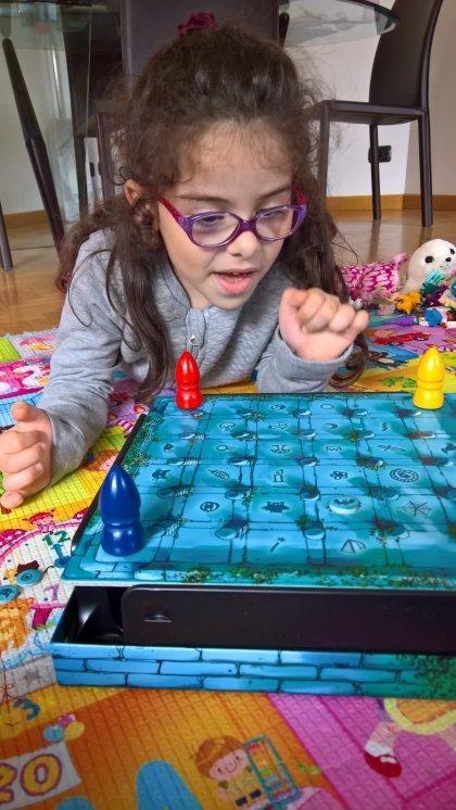 The Magic Labyrinth: Sofia in gioco