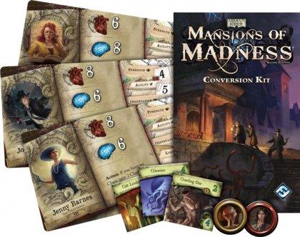 Le Case della Follia 2a edizione: kit di conversione