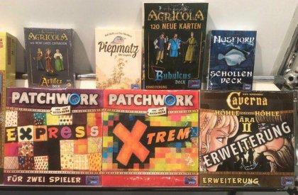 Norimberga: patchwork e altri