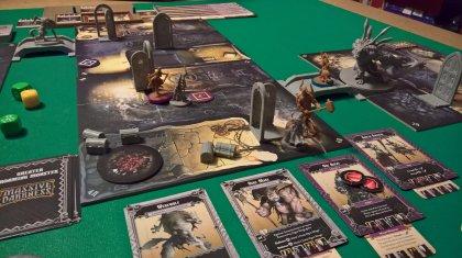 Massive Darkness: partita