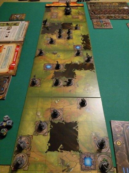 Mechs vs Minions: la lava avanza