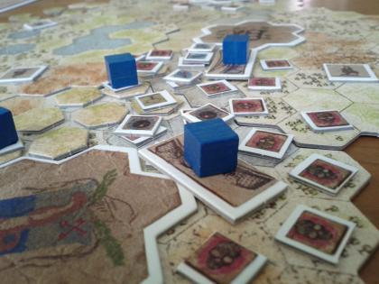 Momento di gioco di Antiquity