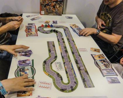 Flamme Rouge: partita in corso