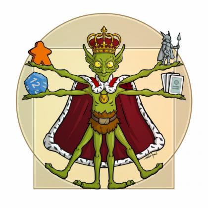 goblin magnifico logo