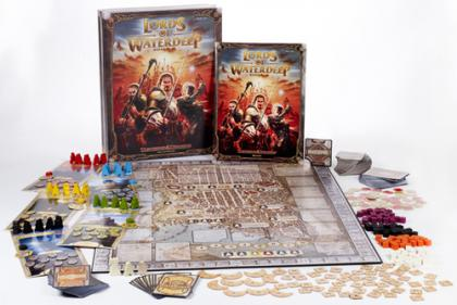 Lords of Waterdeep materiali