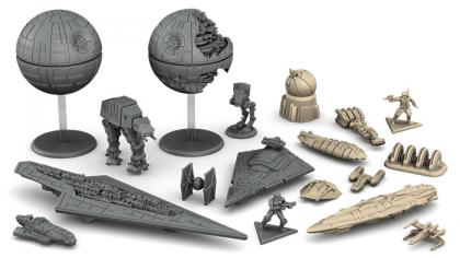 Star Wars Rebellion miniature