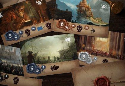 Medieval Realms: carte