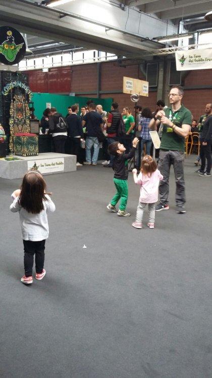 play kids goblin