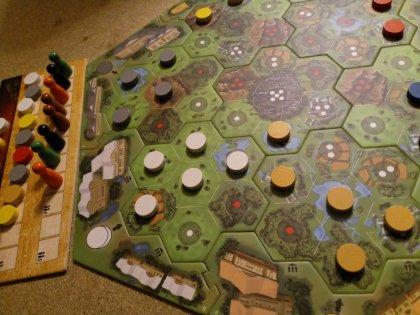 Mini Rails: materiali di gioco