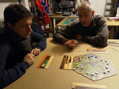 Mini Rails: partita in tre