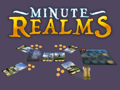 Minute Realms panoramica