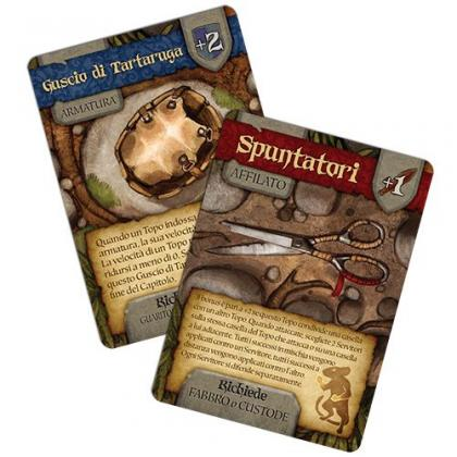 mice and mystics carte