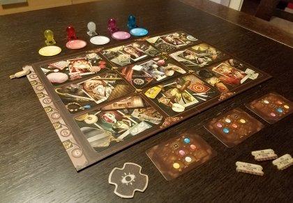Mysterium Park: elementi del gioco