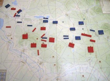 Napoleon's Triumph: battaglia