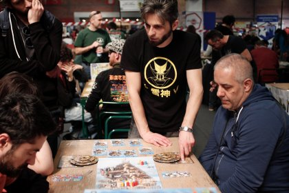 Play: Agzaroth ai tavoli dimostrativi