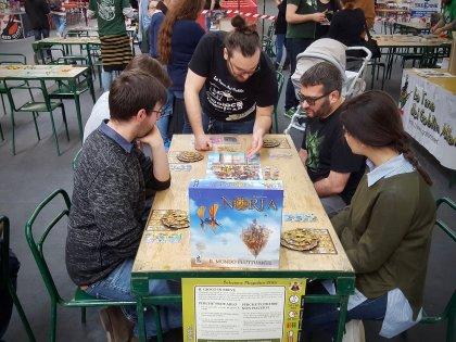 Play: Giangi ai tavoli dimostrativi