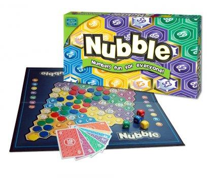 Nubble, gioco da tavolo matematico