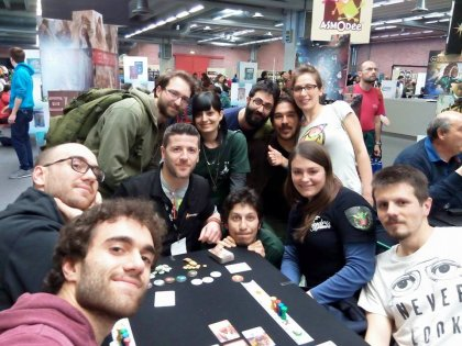 La Tana di Goblin di Perugia: Hydra Games