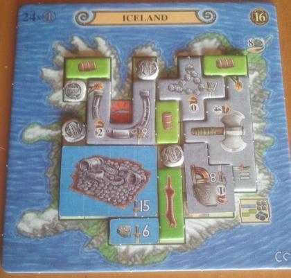 La festa per Odino: isola