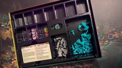 Pandemic Cthulhu: scatola