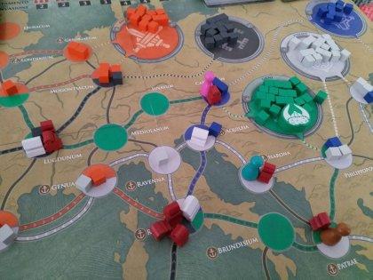 Fall of Rome: partita