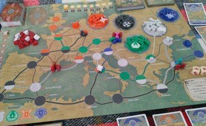 Fall of Rome: setup