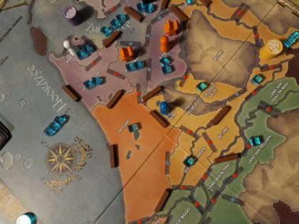 Pandemic Rising Tide: due pompe in azione