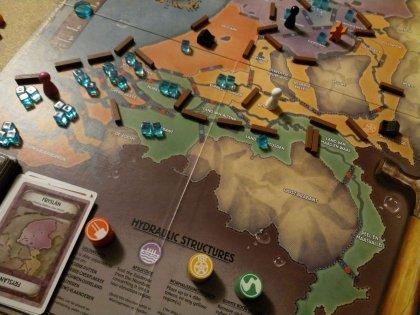 Pandemic Rising Tide: inondazione
