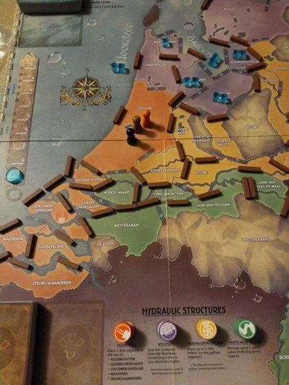 Pandemic Rising Tide: setup