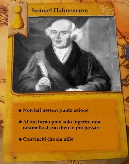 Pandemic Iberia: Hahnemann