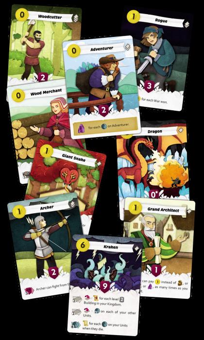 Paper Tales - Carte