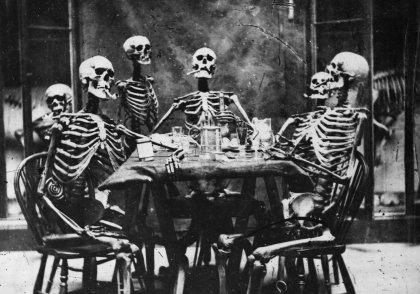 Giocatori in attesa del prossimo turno