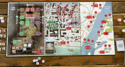 Pavlov's House mappa