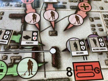Pavlov's House mappa tattica