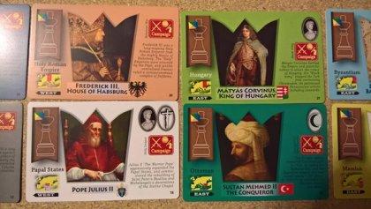 I regni di Pax Renaissance