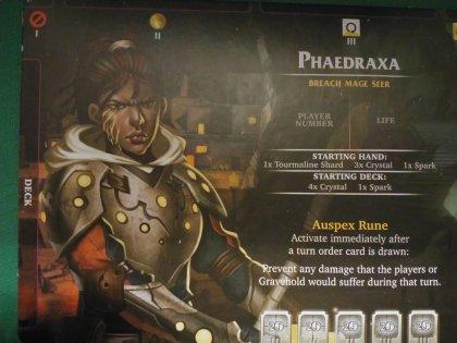 Phaedraxa di Aeon's End