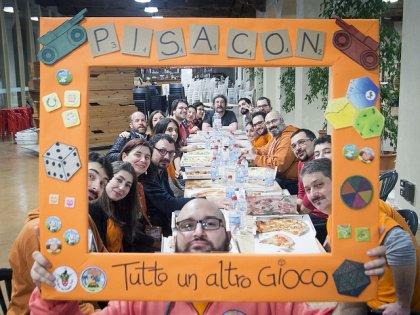 PisaCON - i volontari