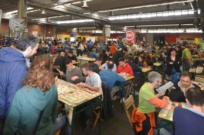 tavoli dimostrativi a Play Modena