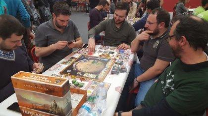 Terraforming Mars al Magnifico, Modena Play