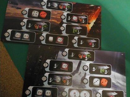 Pulsar: due plance giocatore