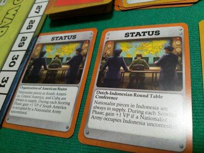 Quartermaster General: The Cold War - carte