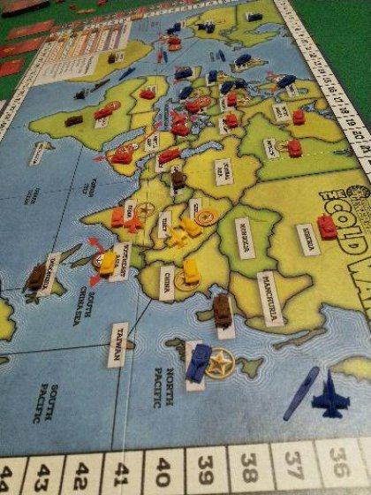 Quartermaster General: The Cold War - panormaica