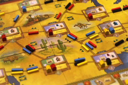 Railroad Revolution: giochiamo a costruire ferrovie