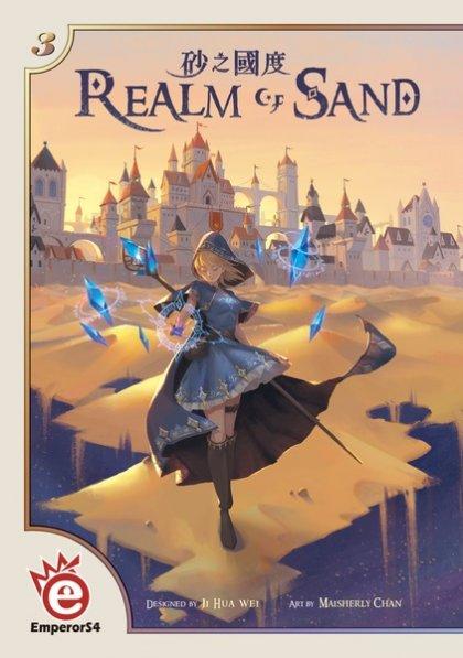 Realm of Sand copertina