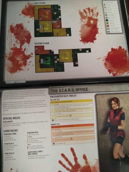 Resident Evil 2: scenario