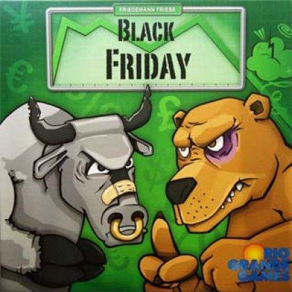 copertina di Black Friday