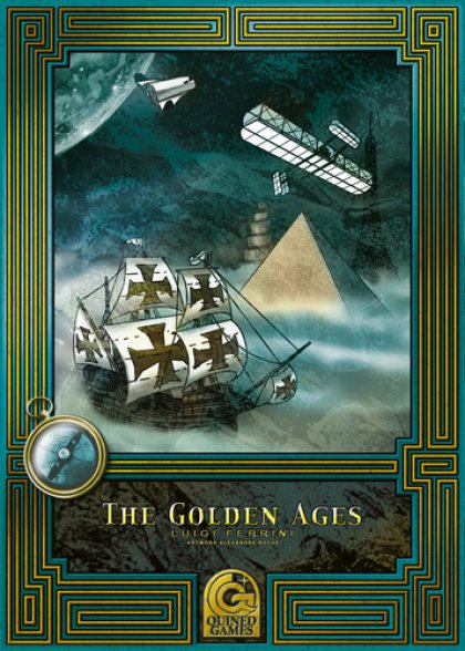 The Golden Ages: copertina